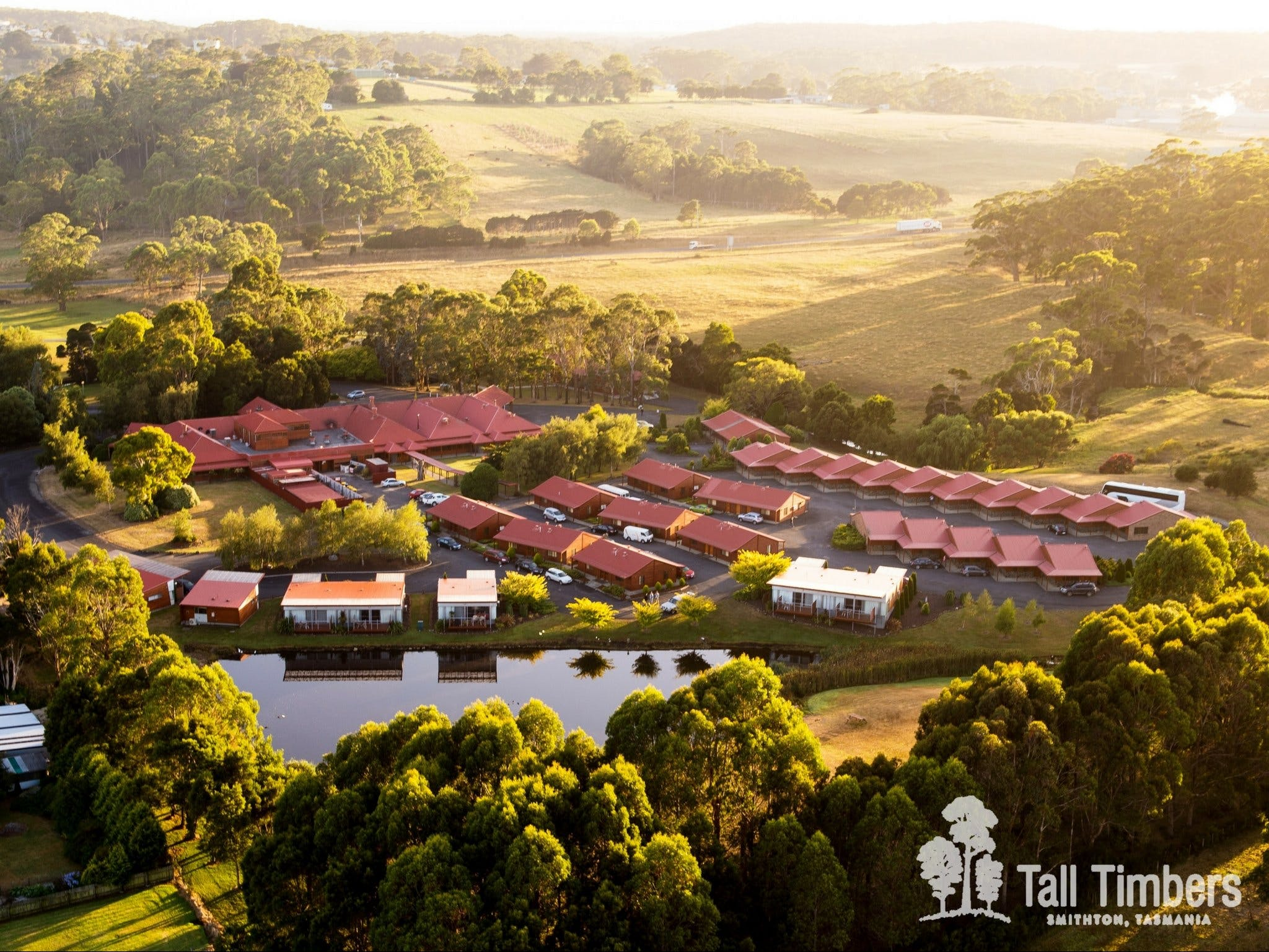 Tall Timbers Tasmania - WA Accommodation