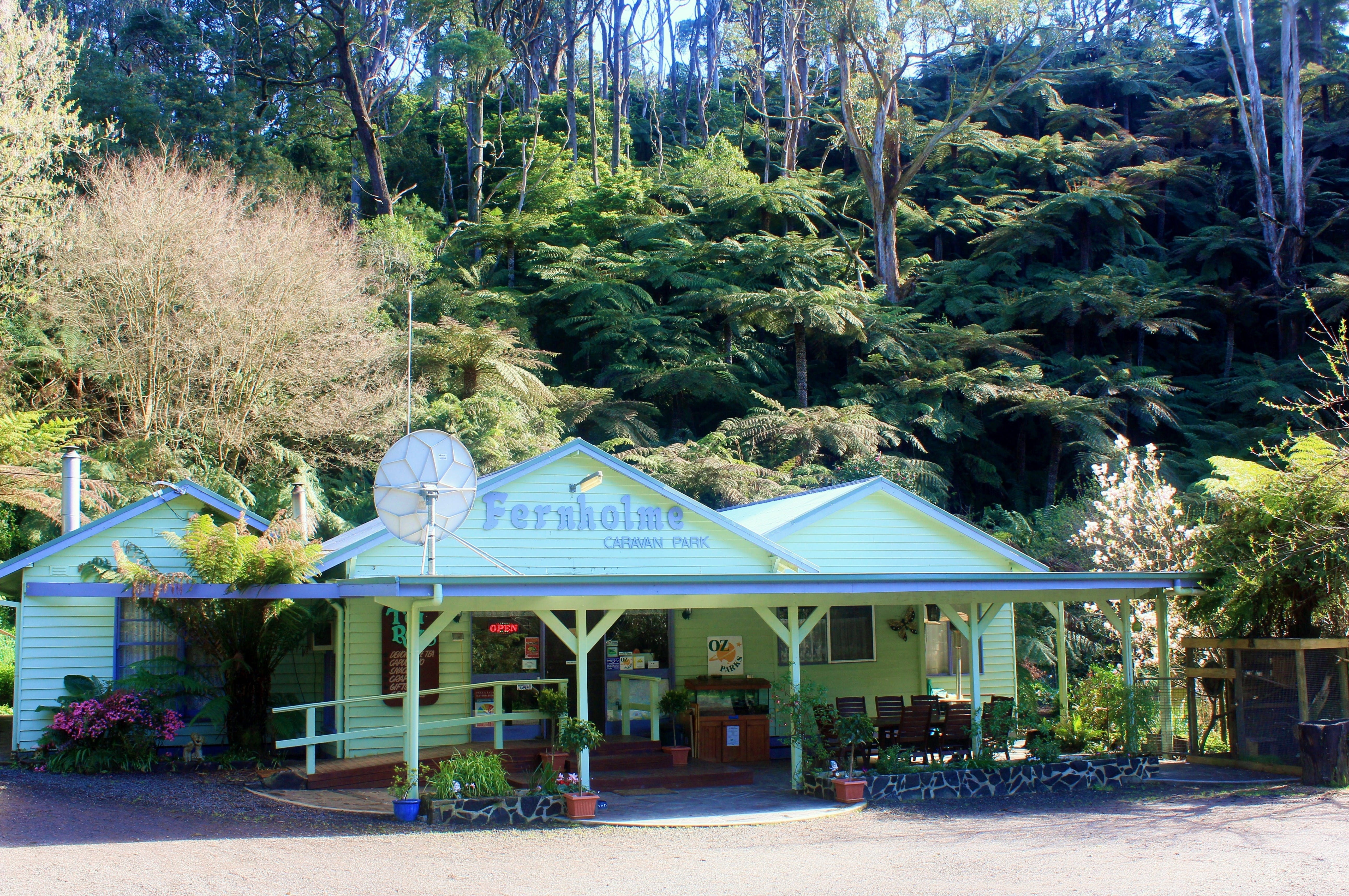 Tarra Valley Caravan Park - WA Accommodation