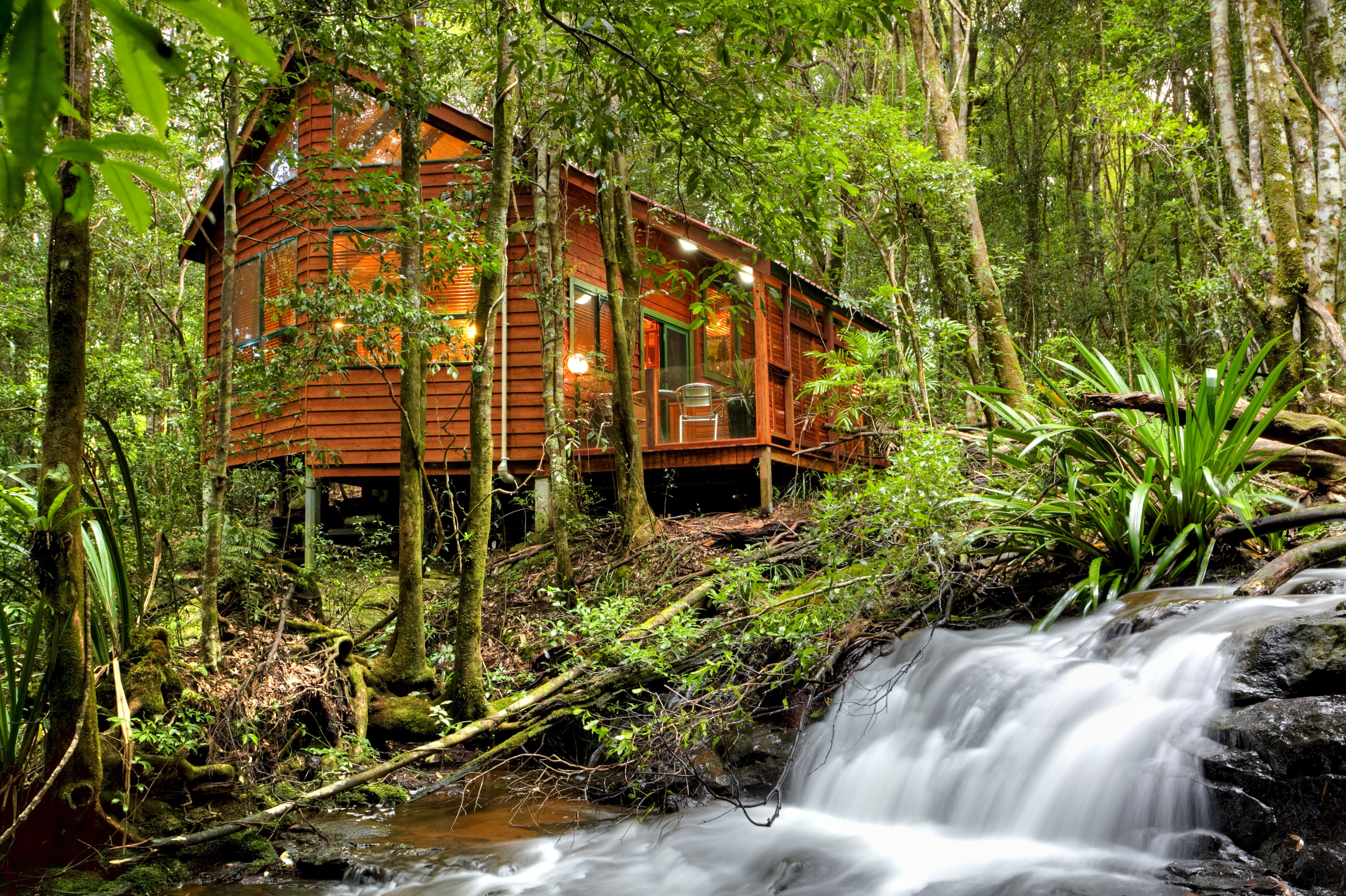 The Mouses House - Rainforest Retreat - WA Accommodation