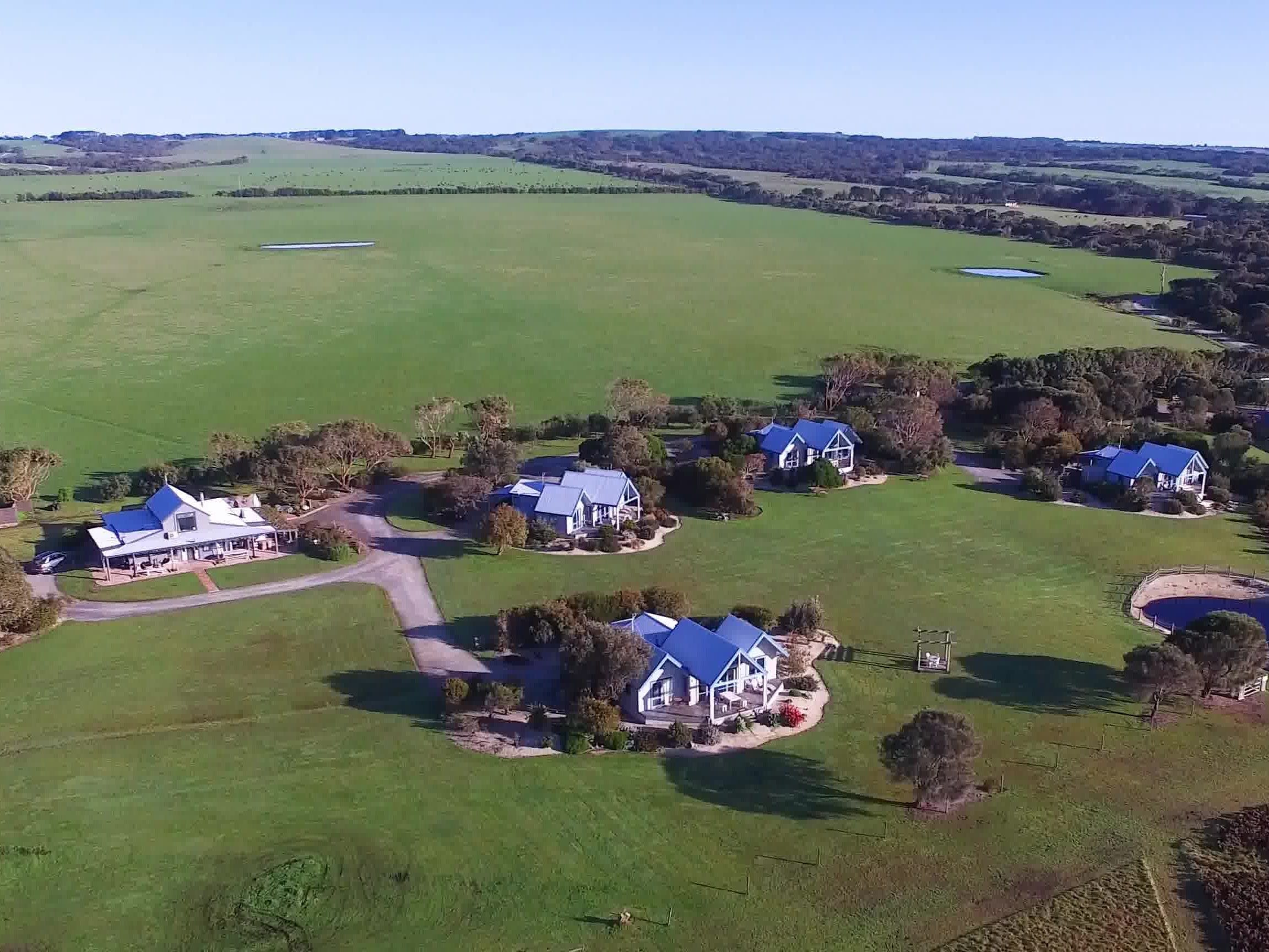 Bear Gully Coastal Cottages - WA Accommodation