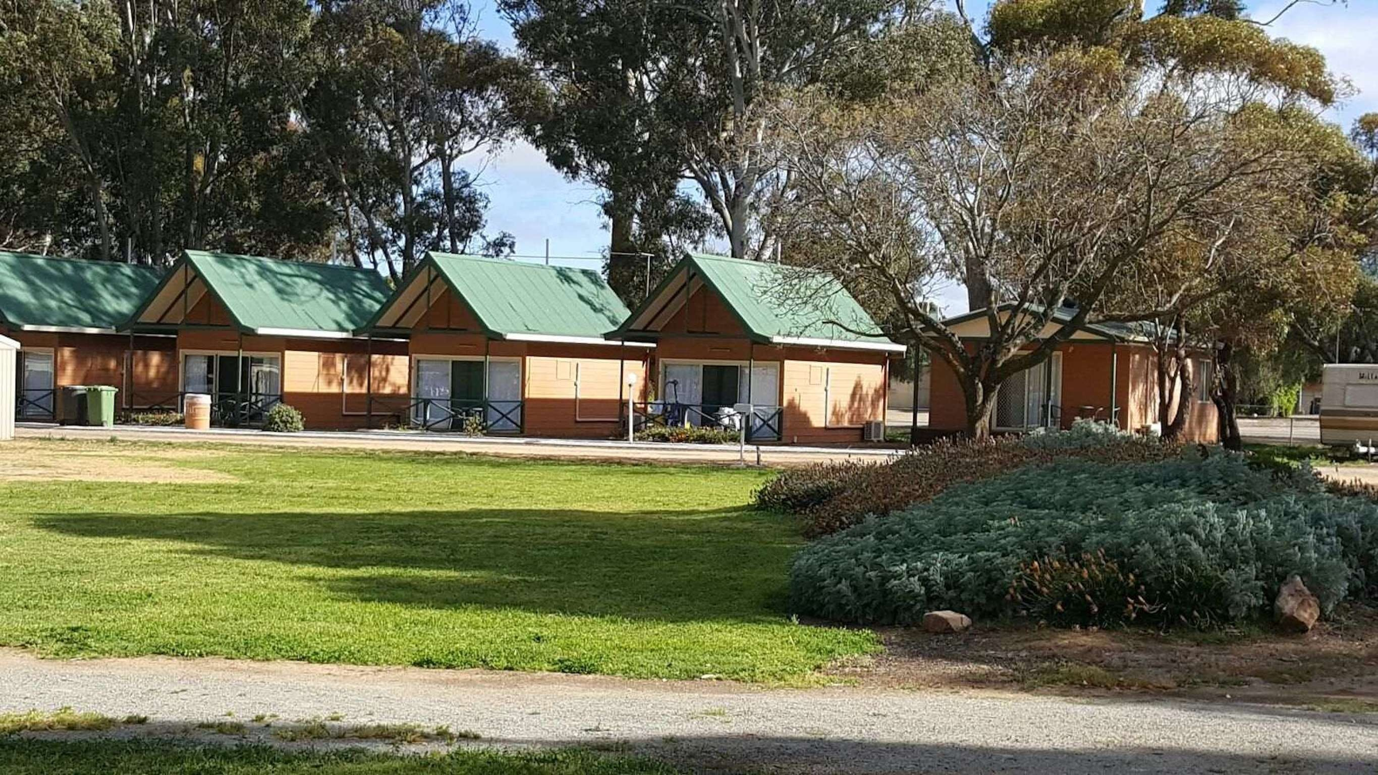 Jamestown Country Retreat Caravan Park - WA Accommodation
