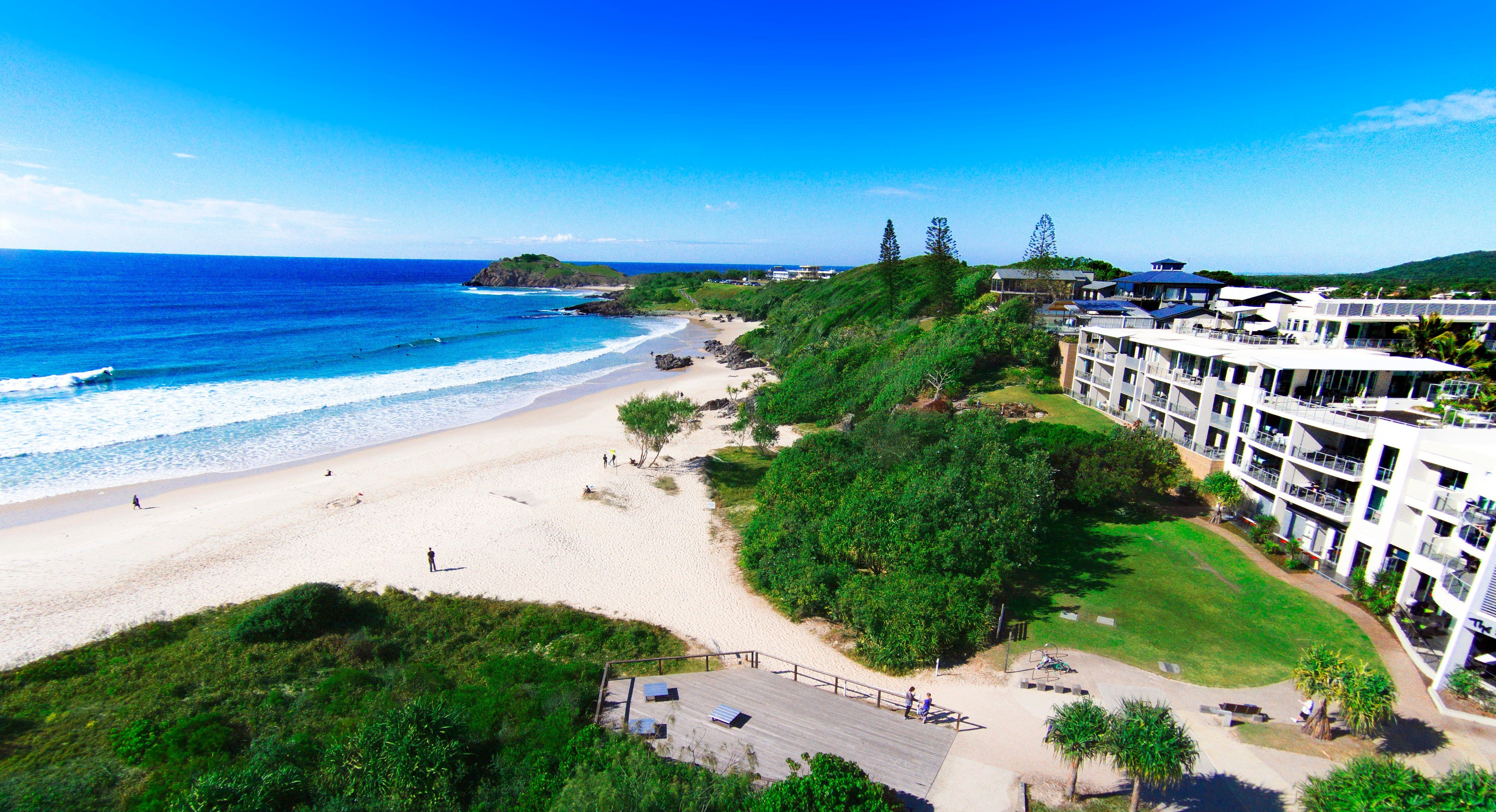 The Beach Cabarita - WA Accommodation