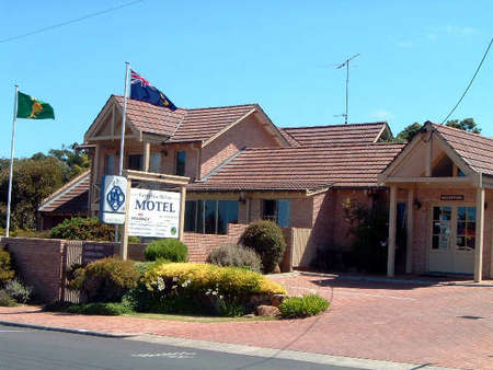 Best Western Augusta Georgiana Molloy Motel - WA Accommodation