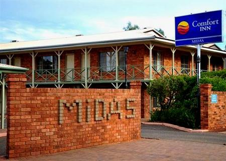 Comfort Inn Midas - WA Accommodation