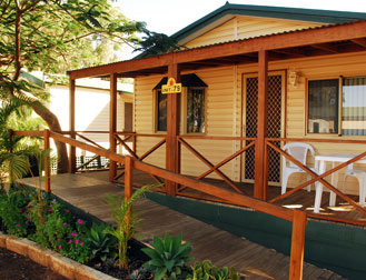Wintersun Caravan  Tourist Park - WA Accommodation