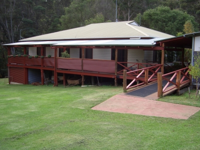 Pemberton Camp School - WA Accommodation