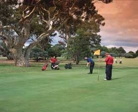 Barham Golf Resort - WA Accommodation