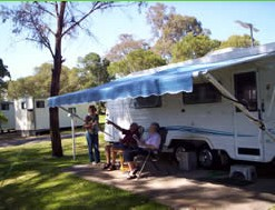 Bega Caravan Park - WA Accommodation