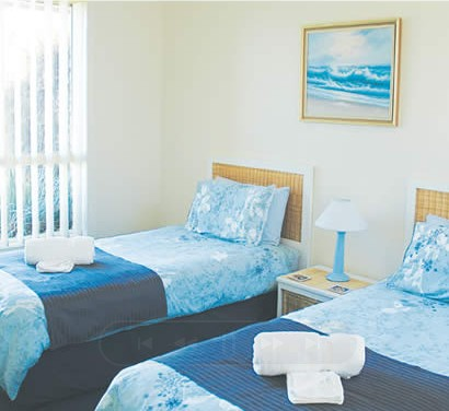 Captains Quarters - WA Accommodation