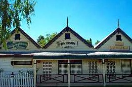Bourke Riverside Motel - WA Accommodation