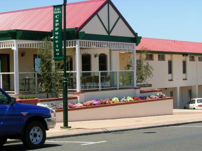 Augusta Hotel Motel - WA Accommodation