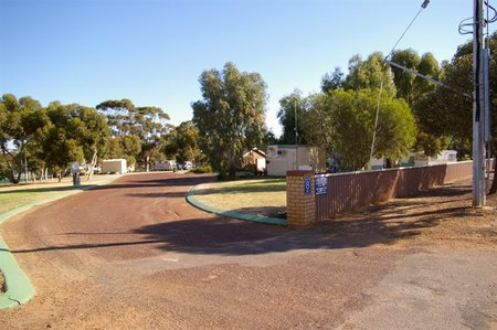 Corrigin Caravan Park - WA Accommodation