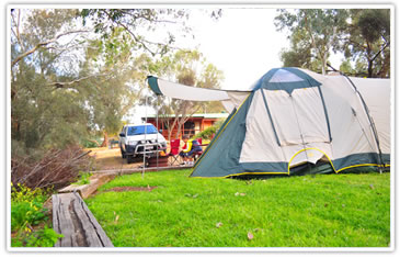 Toodyay Caravan Park - WA Accommodation
