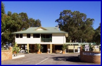 Batavia Coast Caravan Park - WA Accommodation