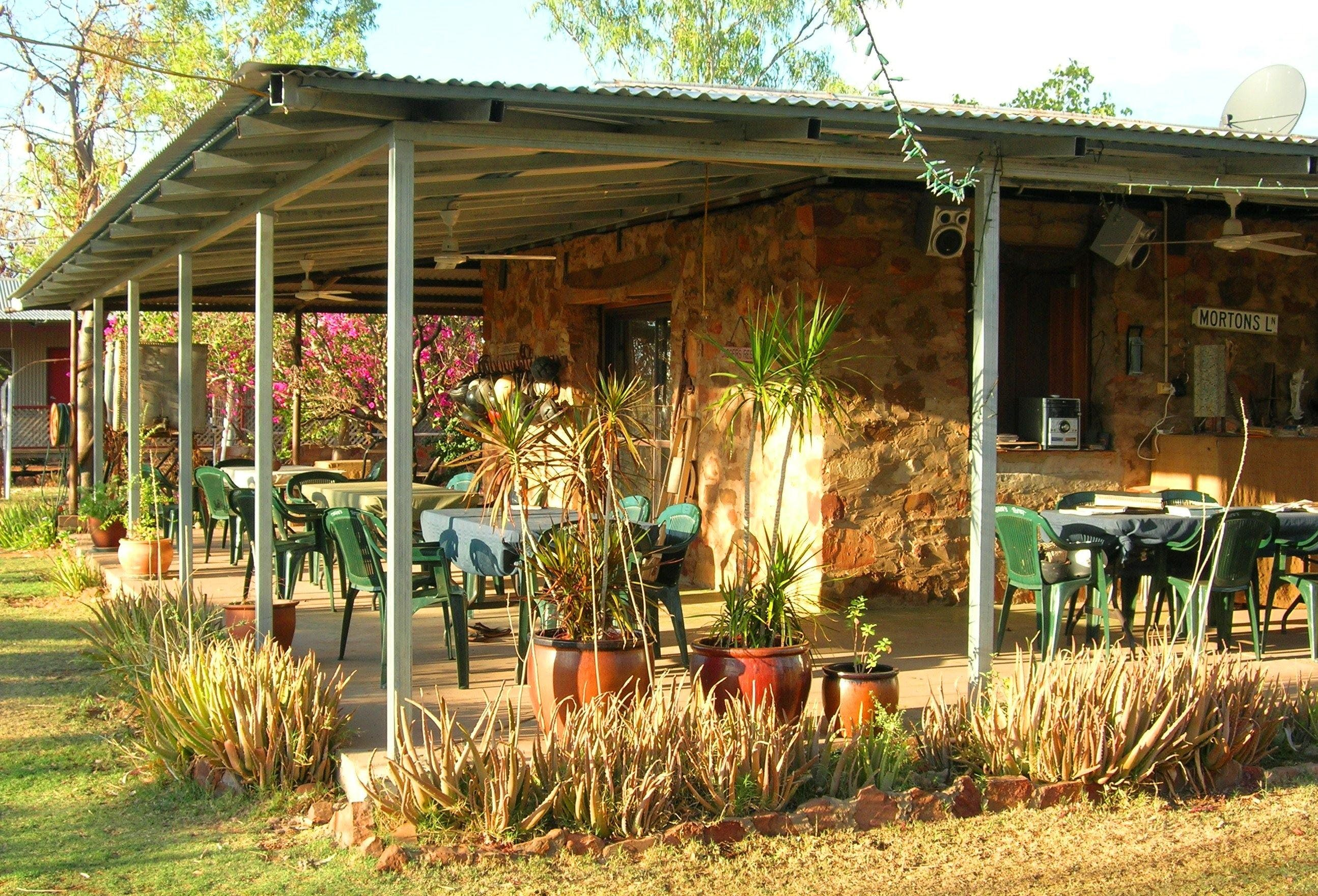 Digger's Rest Station - WA Accommodation