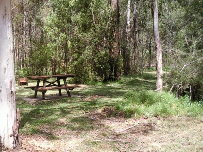 Mulloon Creek campground - WA Accommodation
