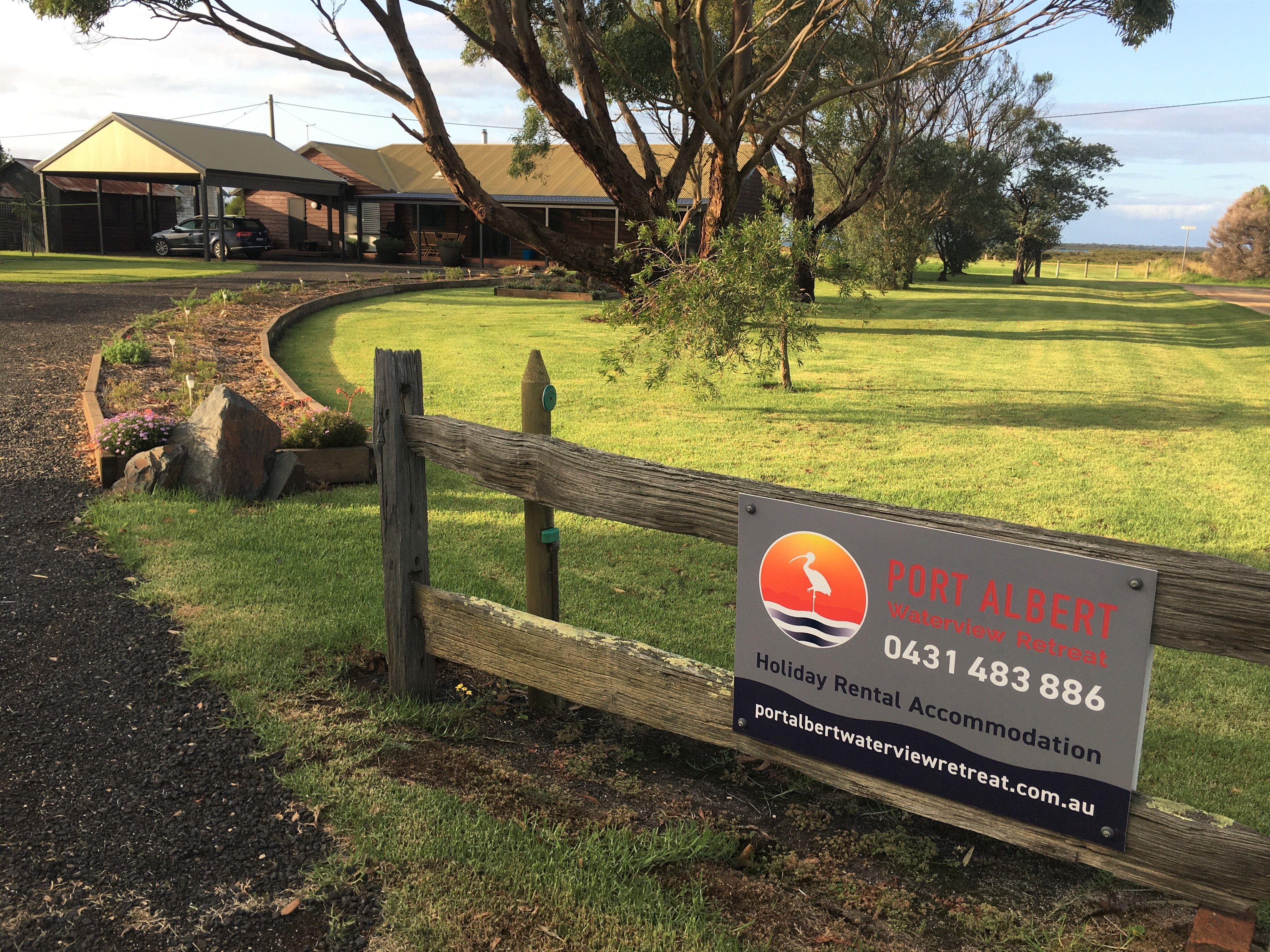 Port Albert Waterview Retreat - WA Accommodation