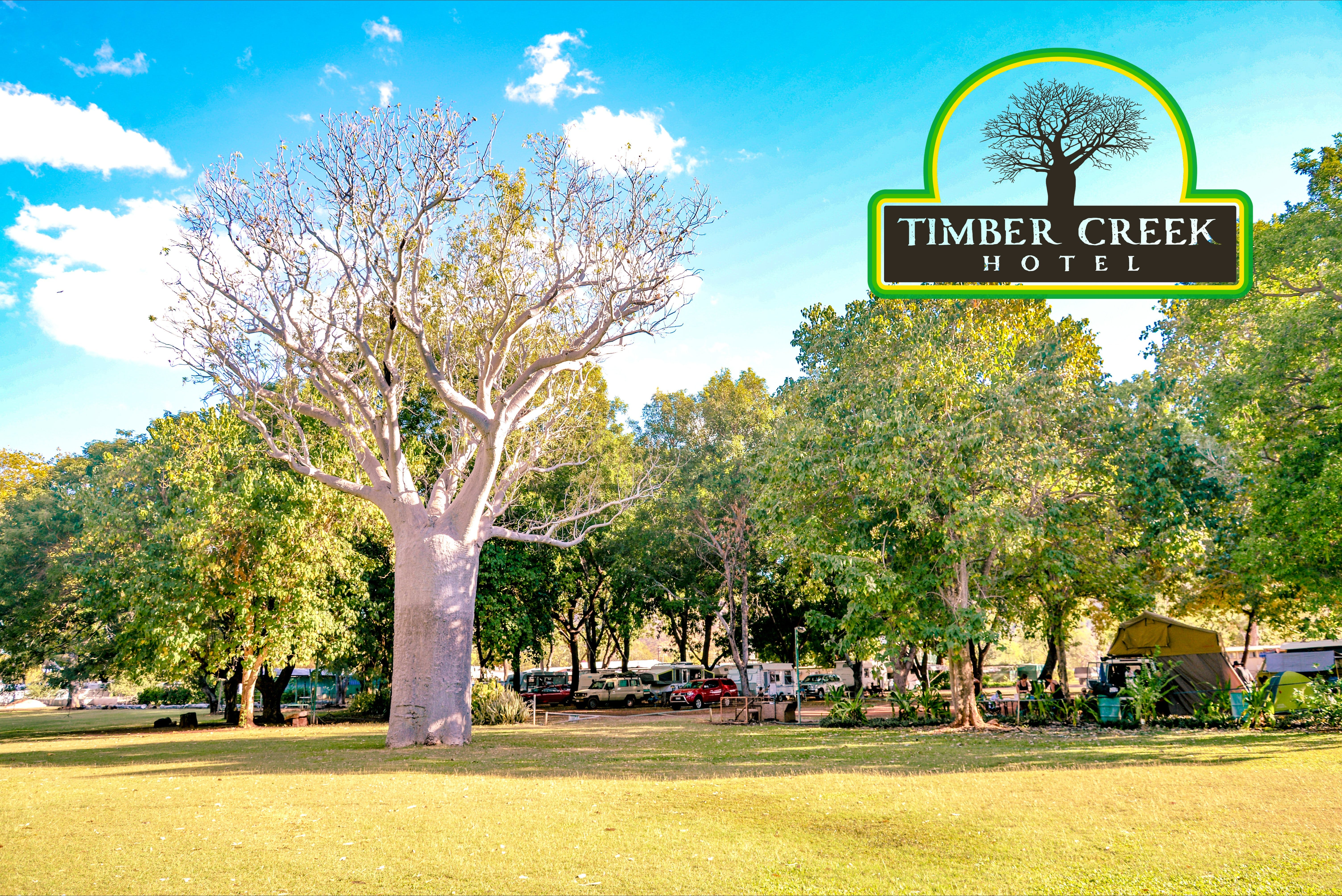 Timber Creek Hotel and Caravan Park - WA Accommodation