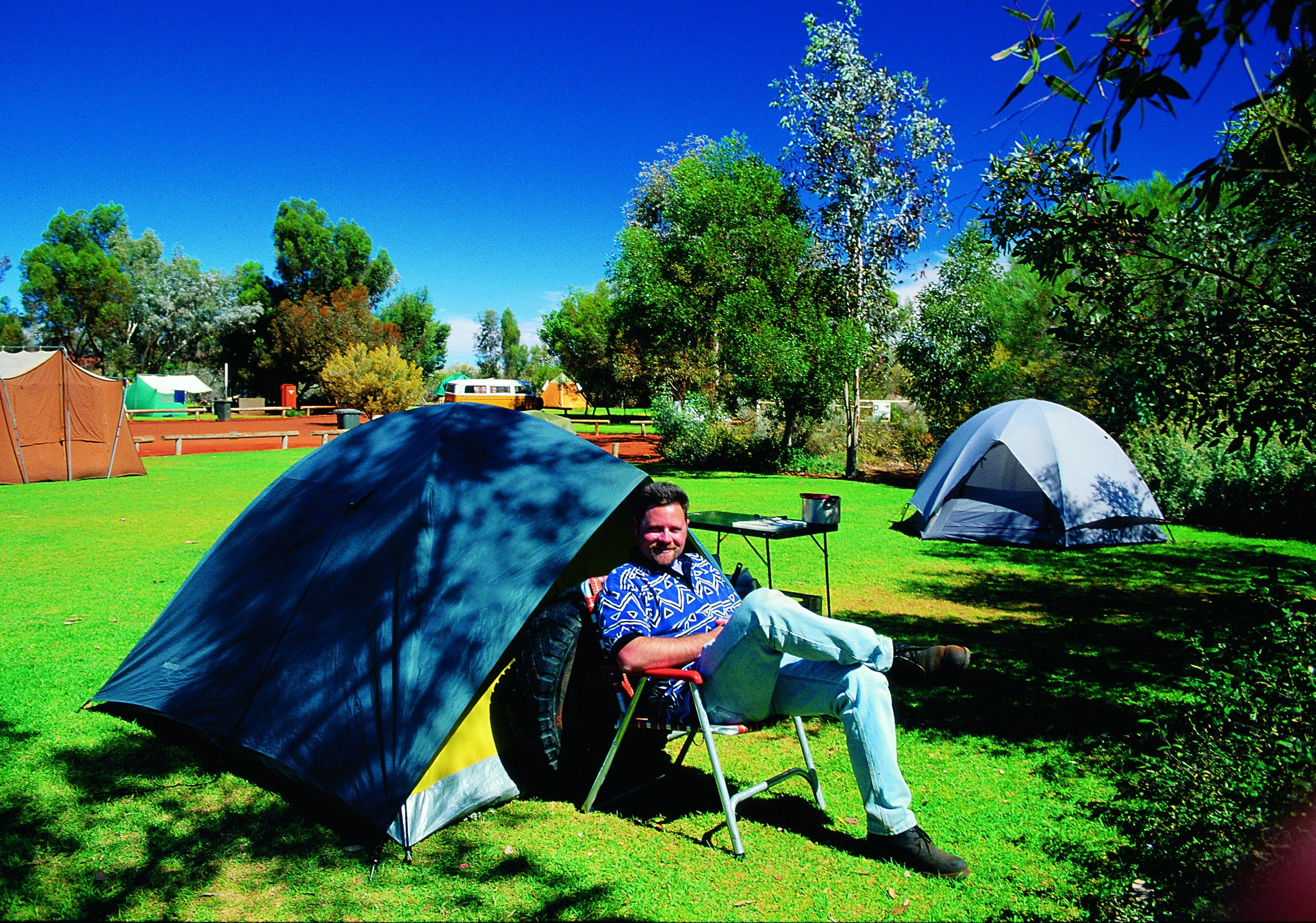 Ayers Rock Campground - WA Accommodation