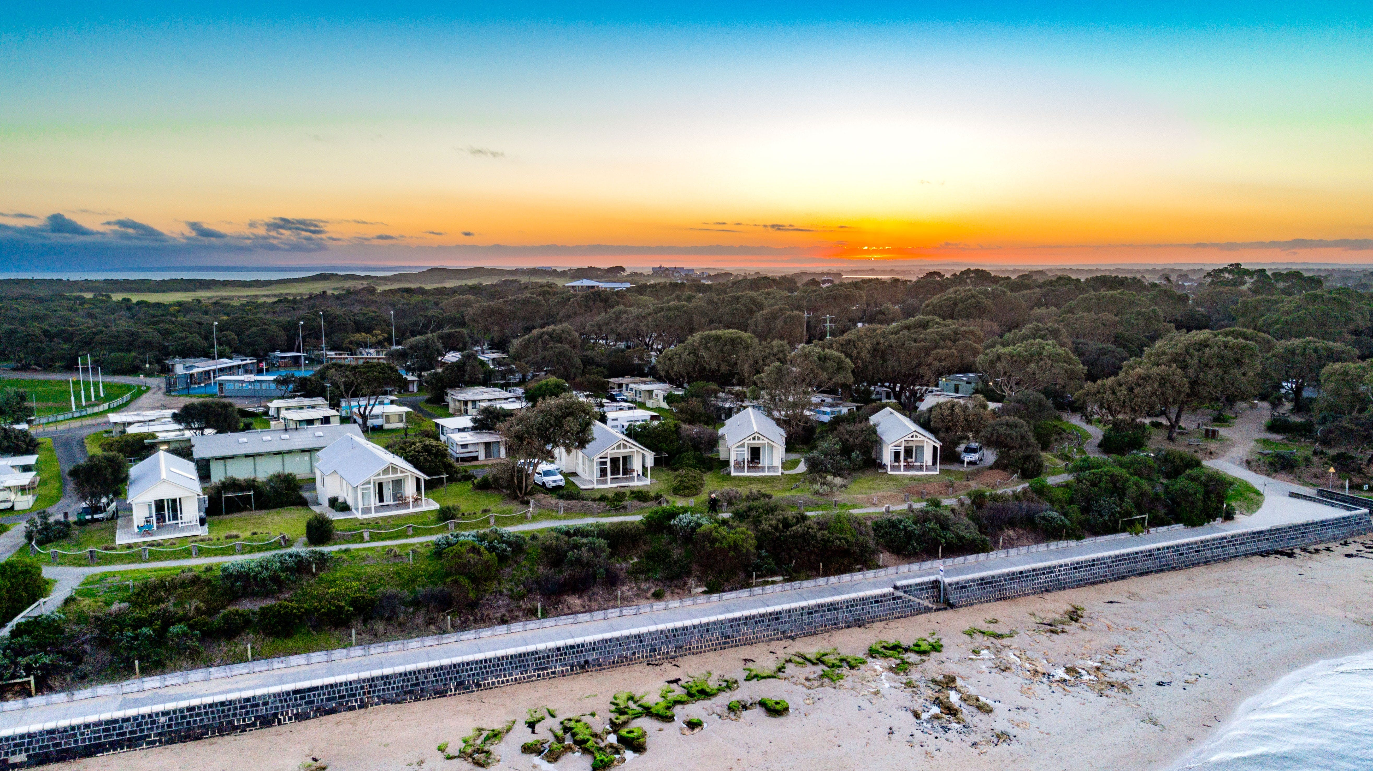 Barwon Heads Caravan Park - WA Accommodation