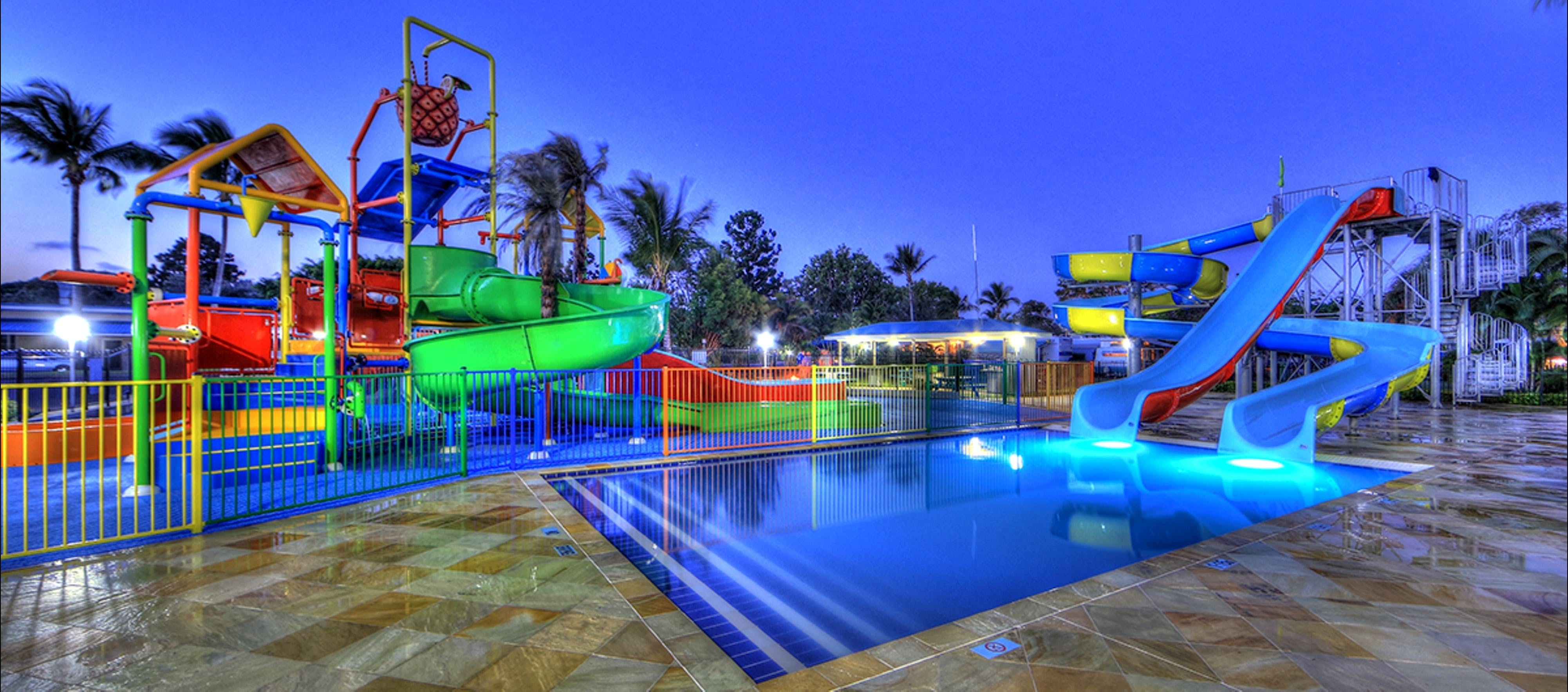 Discovery Parks - Coolwaters Yeppoon - WA Accommodation