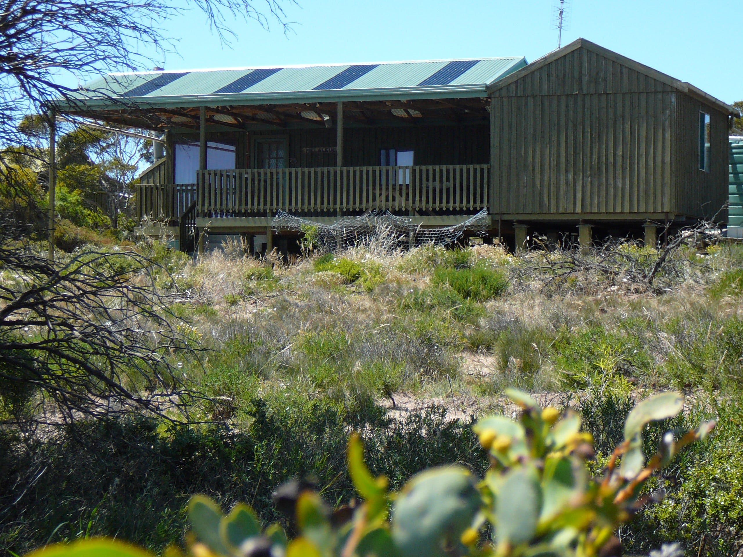 Melaleuca - Eco and Pet Friendly  Harbor Point Cabins - WA Accommodation