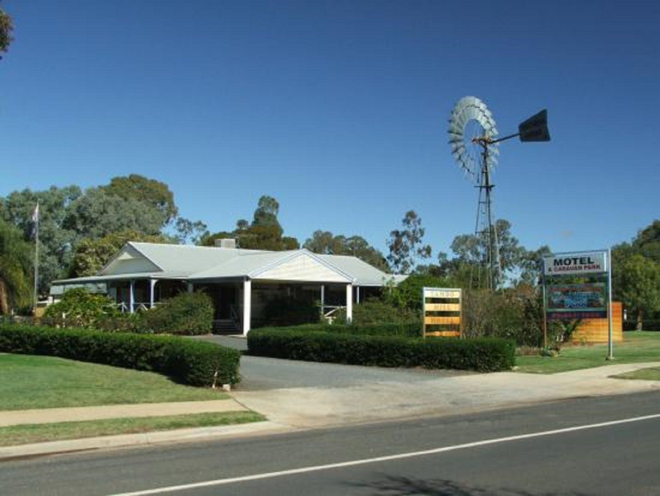 Tambo Mill Motel and Caravan Park - WA Accommodation