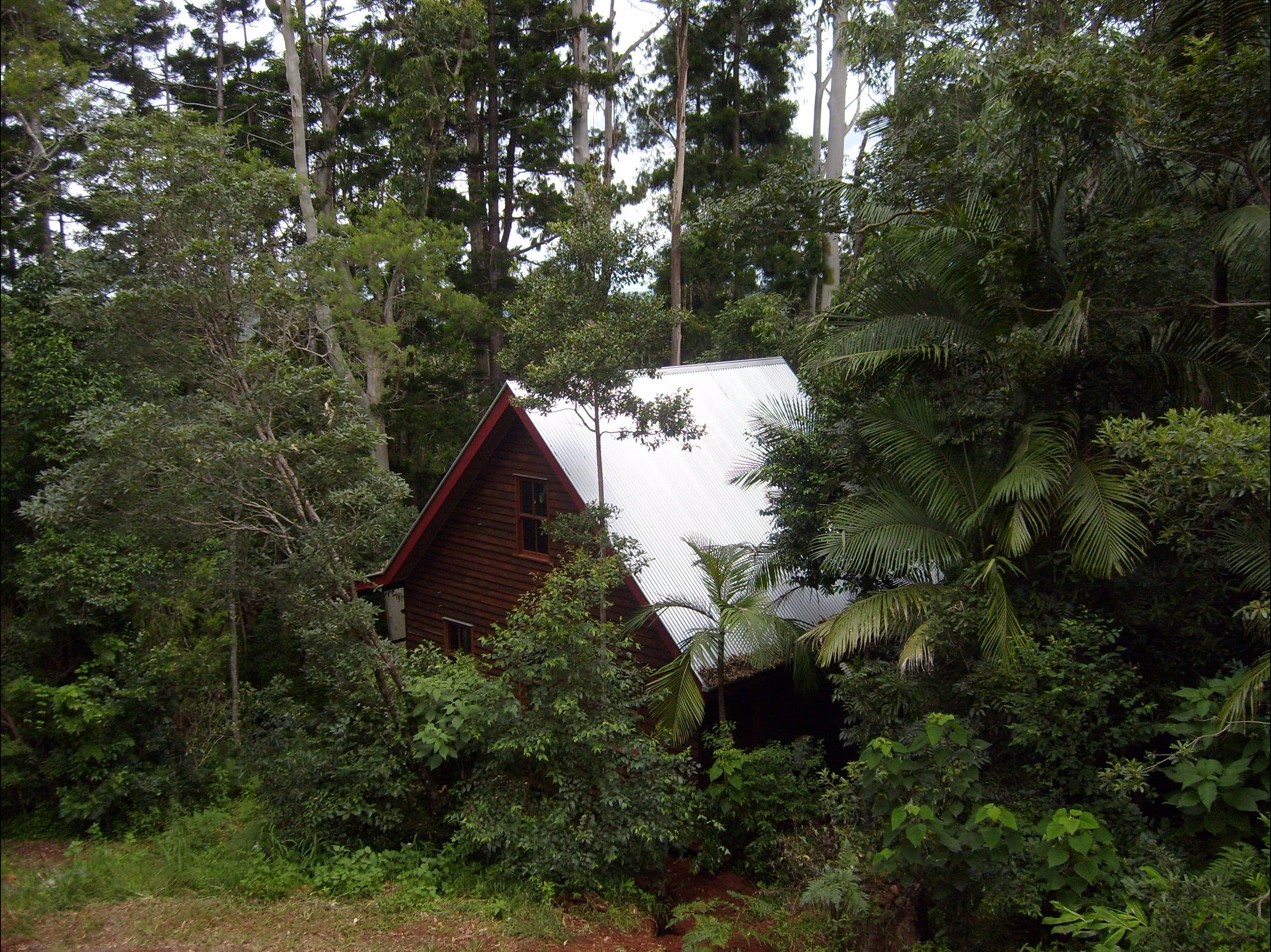 Turkeys Nest Rainforest Cottages Mt Glorious - WA Accommodation