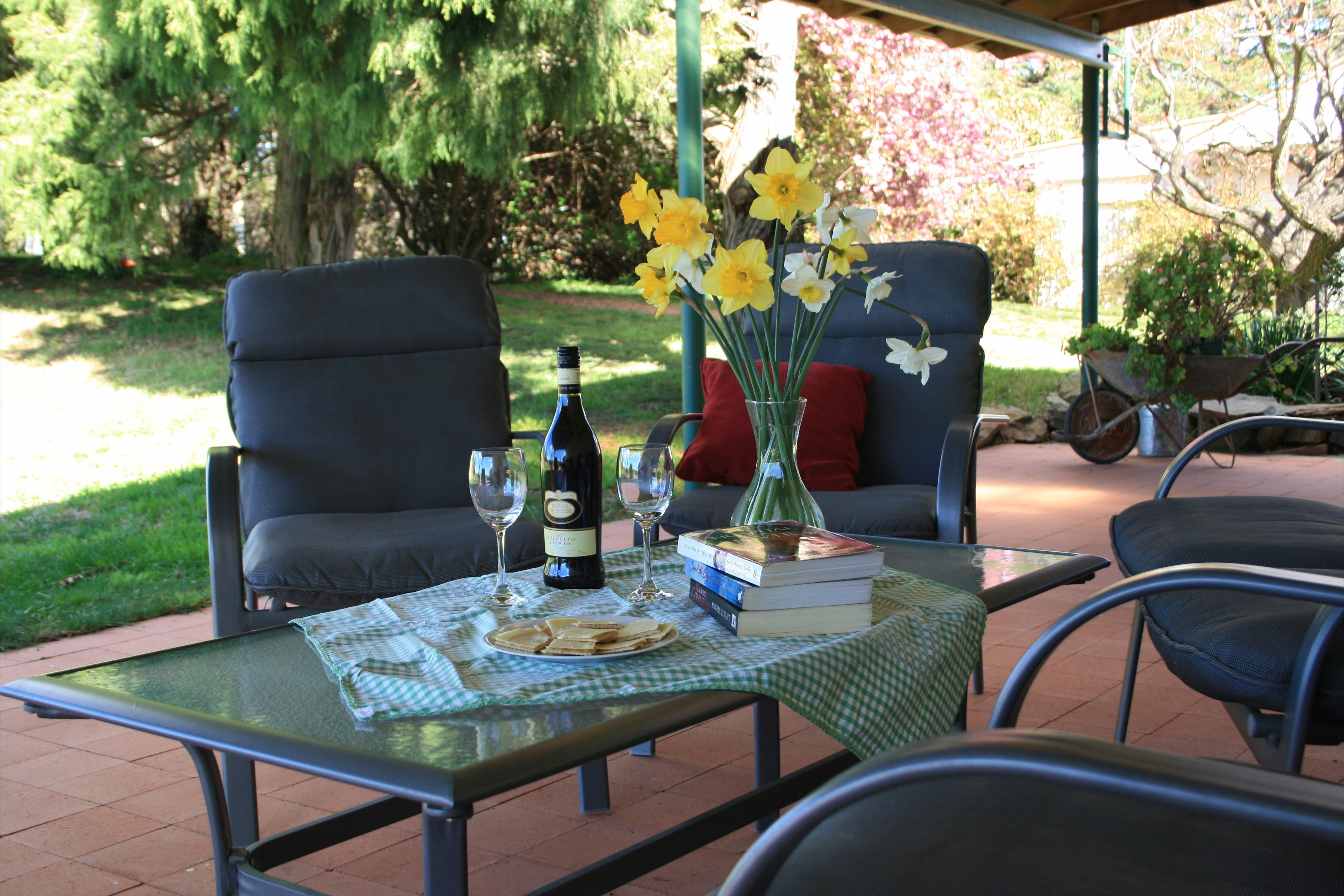 Dairy Park Farm Stay Bed and Breakfast - WA Accommodation