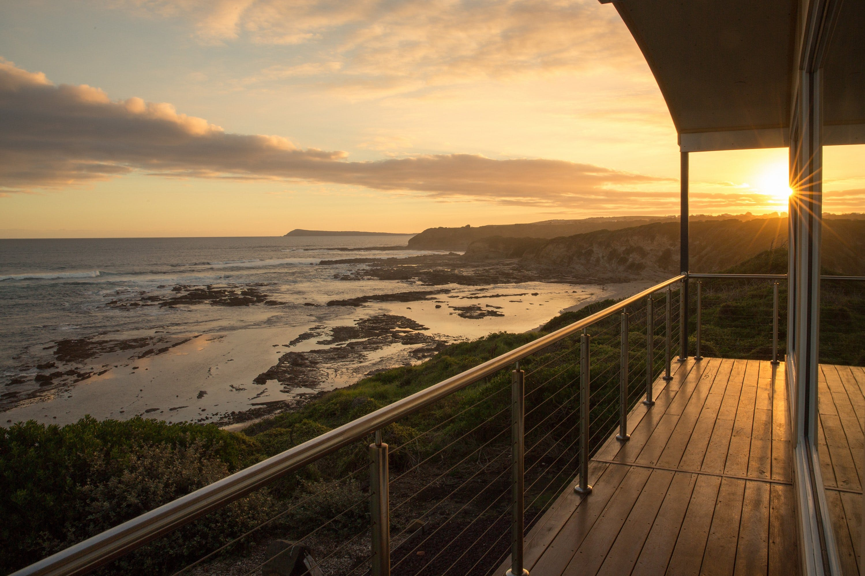 Kilcunda Oceanview Holiday Retreat - WA Accommodation