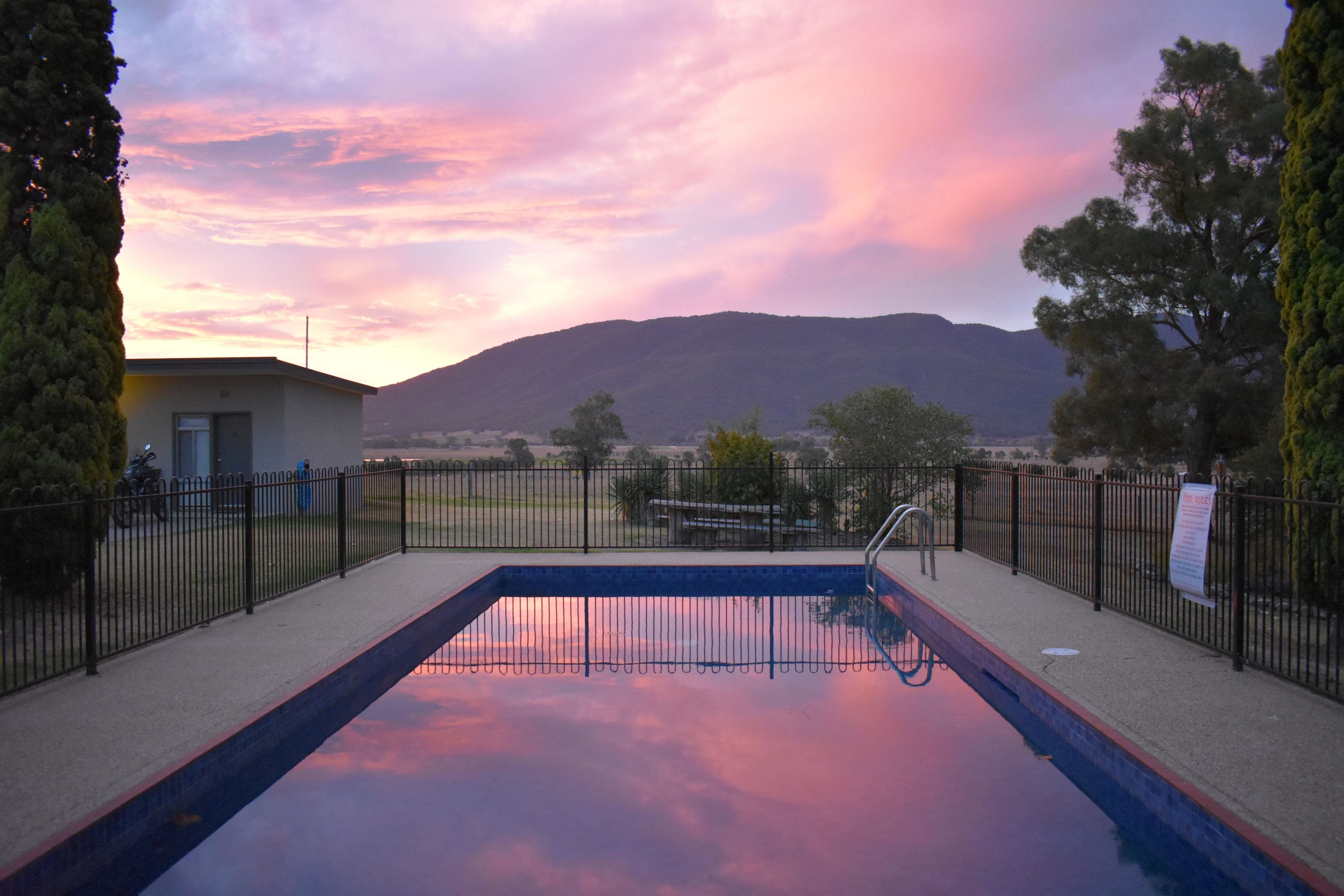 Mountain View Motel Corryong - WA Accommodation