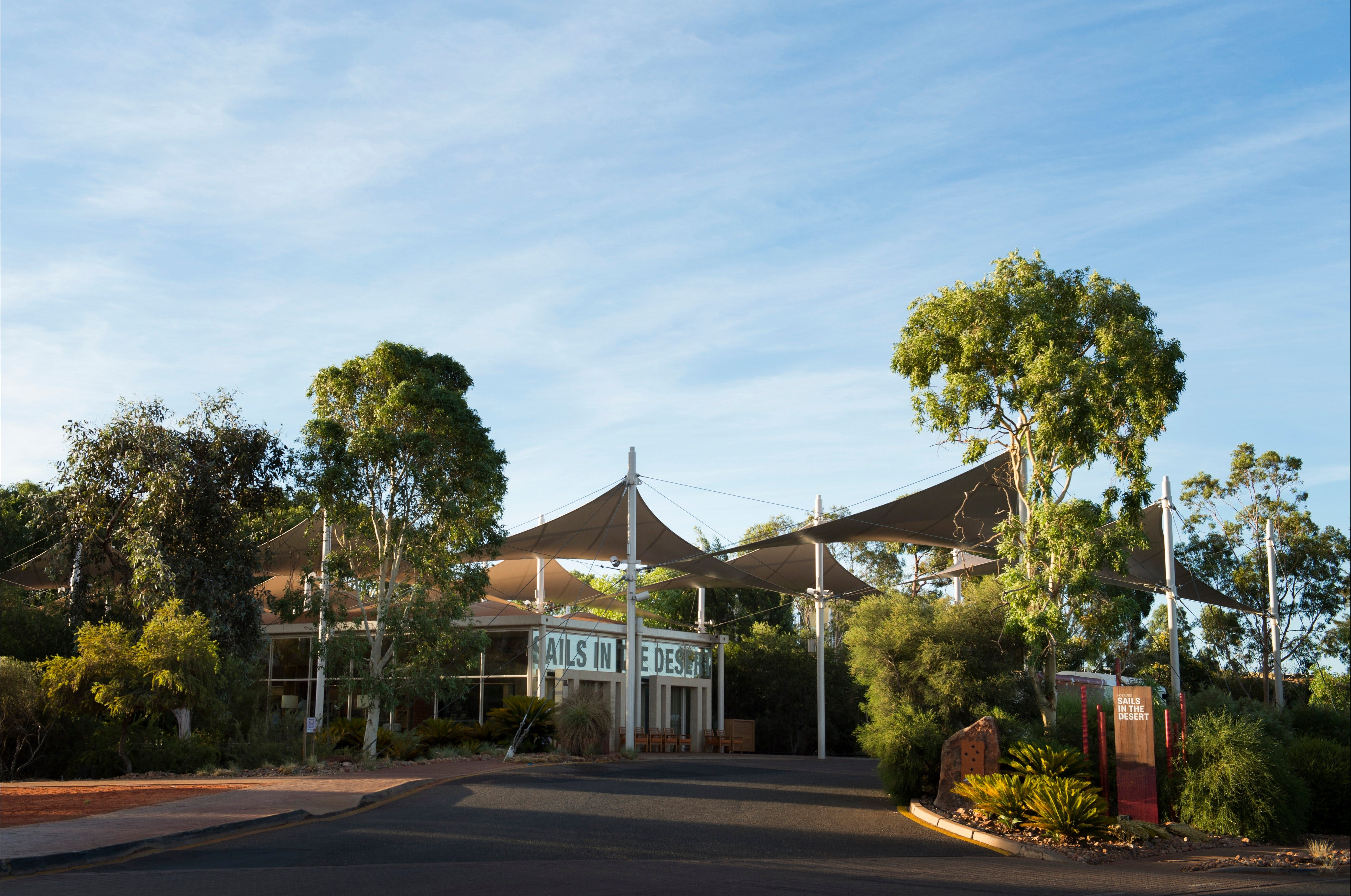 Sails in the Desert - WA Accommodation