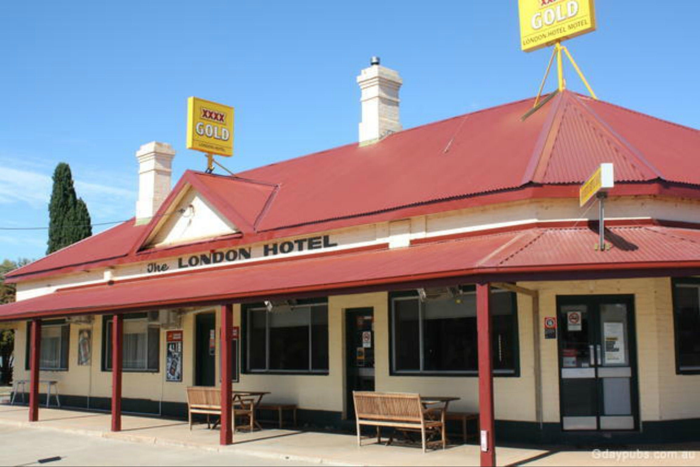 The London Hotel Motel - WA Accommodation