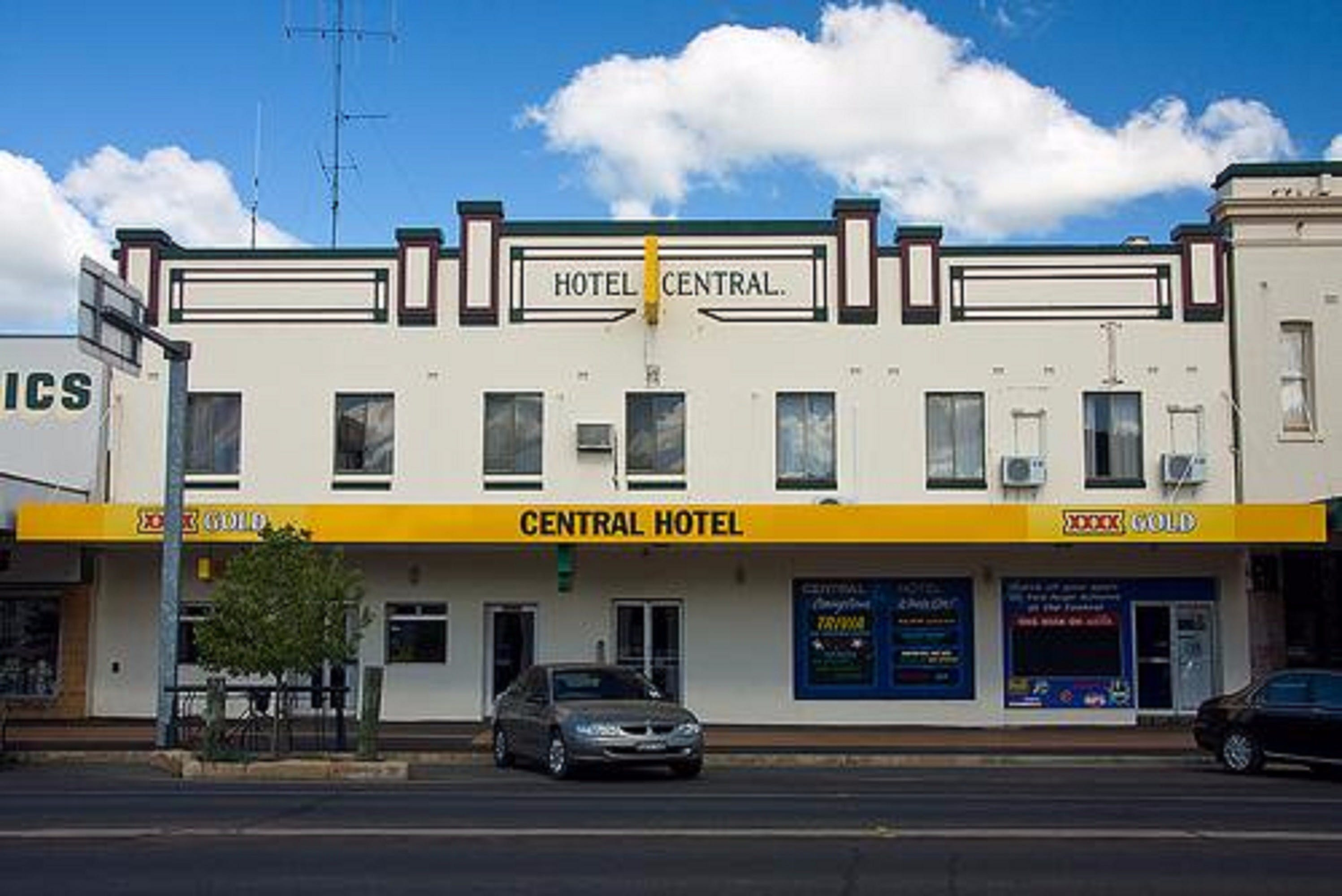 The Central Hotel Cootamundra - WA Accommodation