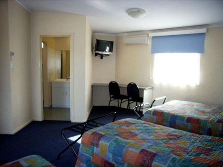 Bairnsdale Main Motel - WA Accommodation