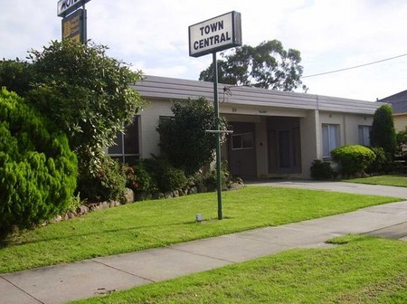 Bairnsdale Town Central Motel - WA Accommodation