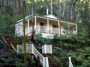 Myers Creek Cascades Luxury Cottages - WA Accommodation