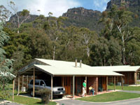 Halls Gap Log Cabins - WA Accommodation