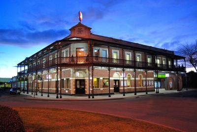 Grand Terminus Hotel - WA Accommodation
