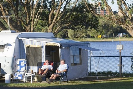 Shaws Bay Holiday Park - WA Accommodation