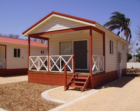 Outback Oasis Caravan Park - WA Accommodation