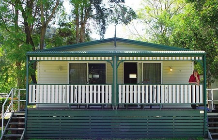 Del Rio Riverside Resort - WA Accommodation