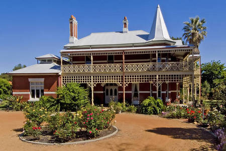 Earlsferry House Bed  Breakfast - WA Accommodation
