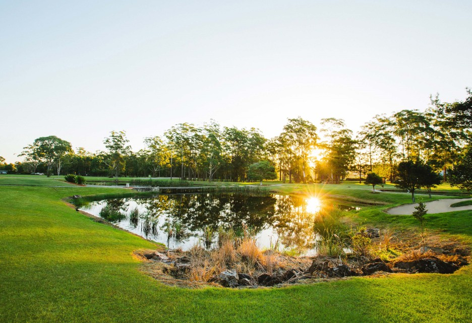 Tallwoods Golf Course and Resort - WA Accommodation