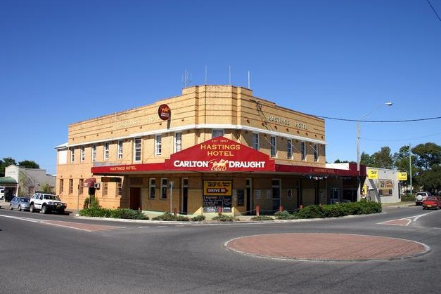 Hastings Hotel - WA Accommodation