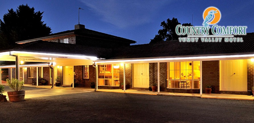 Country Comfort Tumut Valley Motel - WA Accommodation