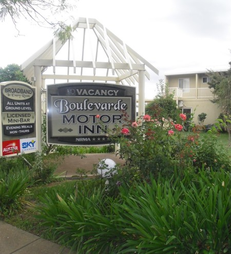 Boulevarde Motor Inn - WA Accommodation