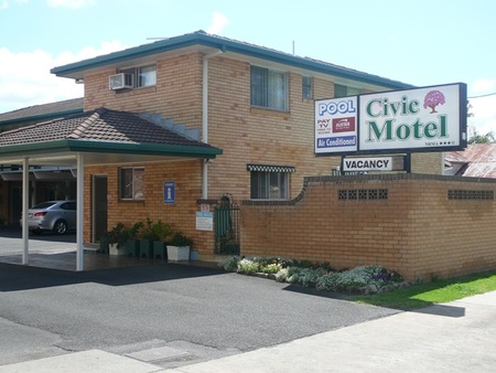 Civic Motel Grafton - WA Accommodation