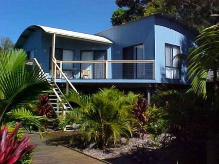 Soldiers Point Holiday Park - WA Accommodation