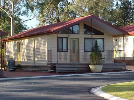 Sydney Getaway Holiday Park  Avina Van Village - WA Accommodation